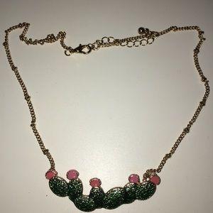 ModCloth Cactus necklace